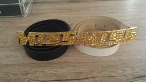 Miss Sixty Leather Belt multicolored