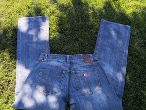 Miss Sixty Low Rise jeans blauw
