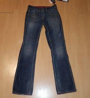 Miss Sixty Zuma Jeans Neu mit Etikett Größe W 26 auf zwei Seiten tragbar
