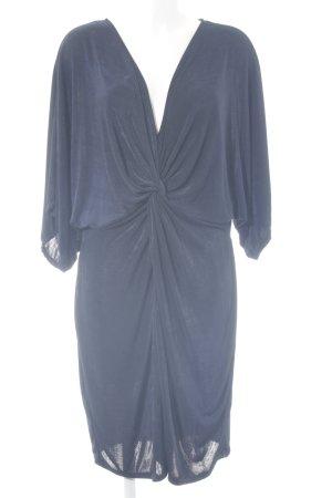 Missguided Abendkleid dunkelblau Elegant