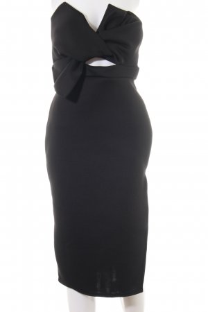 Missguided Pencil Dress black elegant