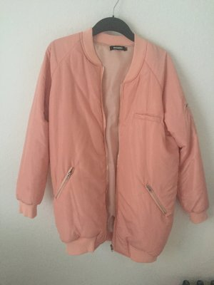 Missguided Bomberjacke Pink