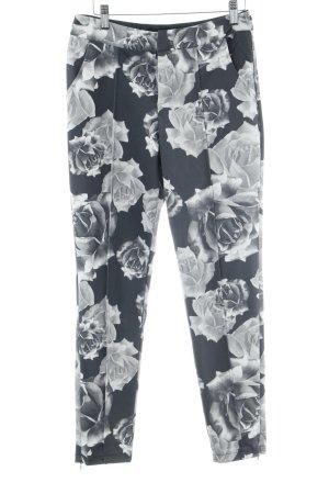 Missguided Pantalon à pinces motif de fleur style extravagant