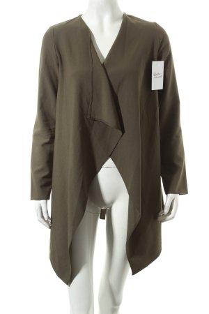 Missguided Cardigan khaki klassischer Stil