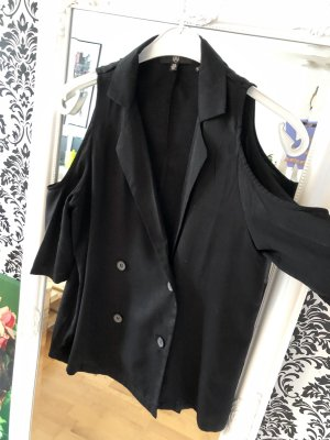 missguided Cut Out Blazer