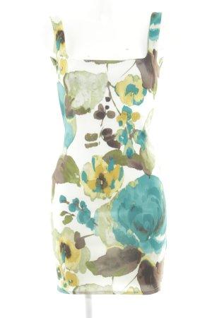 Missguided Etuikleid florales Muster schlichter Stil