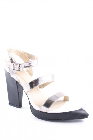 Missguided High Heel Sandaletten mehrfarbig Urban-Look