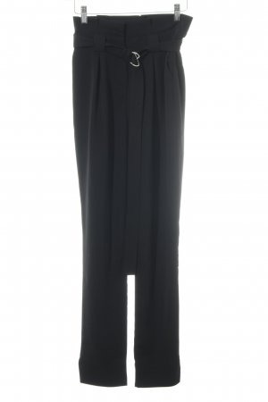 Missguided High Waist Trousers black simple style