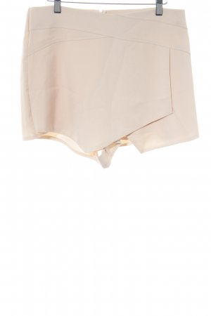 Missguided Culotte Skirt cream casual look
