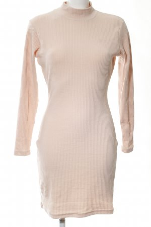 Missguided Jerseykleid nude Business-Look