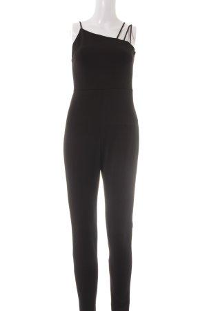 Missguided Jumpsuit schwarz Elegant