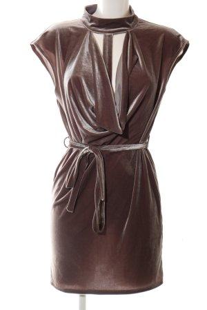 Missguided Minikleid bronzefarben Elegant