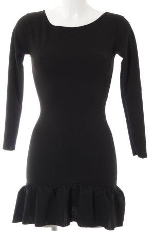 Missguided Minikleid schwarz Elegant