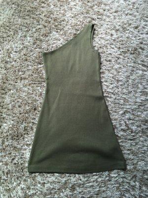 Missguided One Shoulder Kleid Gr.32/34