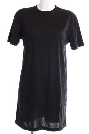 Missguided Shirtkleid schwarz Casual-Look