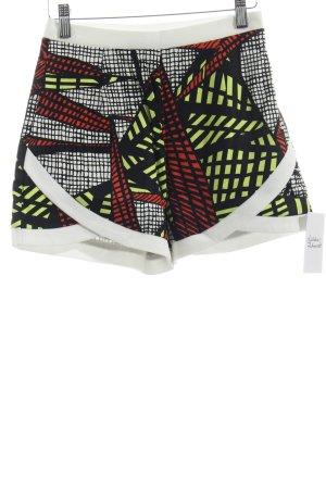 Missguided Shorts grafisches Muster sportlicher Stil
