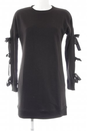 Missguided Sweat Dress black casual look