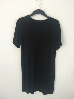 Missguided T Shirt Kleid mit transparenten Stellen