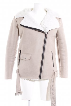 Missguided Übergangsjacke beige Casual-Look