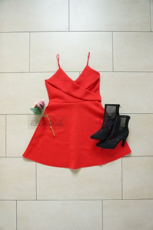 Missguided Wickelkleid rot