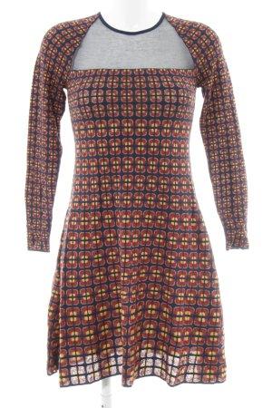 Missoni A-Linien Kleid mehrfarbig Casual-Look