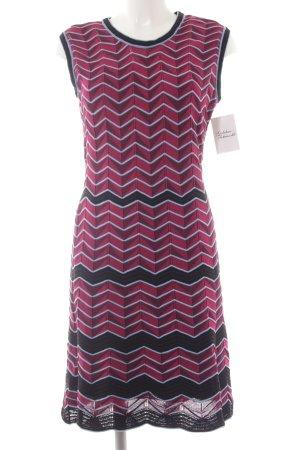 Missoni A-Linien Kleid Zackenmuster extravaganter Stil