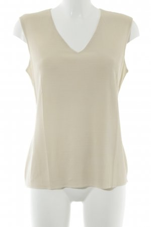 Missoni Basic Top creme Casual-Look