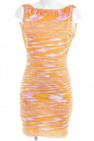 Missoni Bleistiftkleid Streifenmuster Beach-Look
