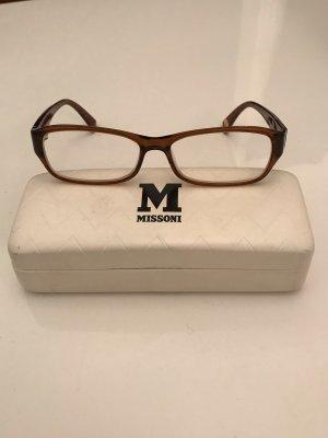 Missoni Gafas marrón-coñac