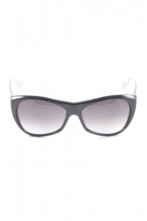 Missoni Glasses black-natural white abstract pattern street-fashion look