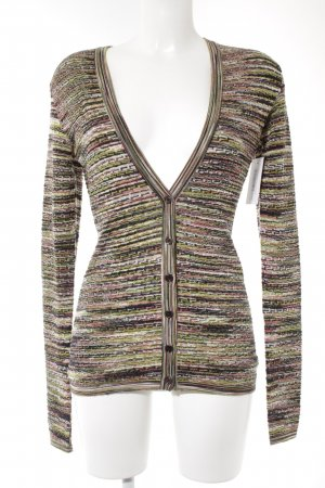 Missoni Cardigan abstraktes Muster Casual-Look