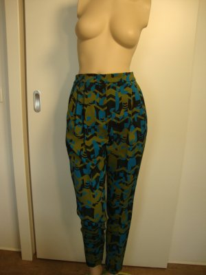 Missoni Pleated Trousers multicolored polyester