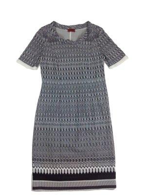 Missoni Kleid schwarz/weiß Gr. IT 42