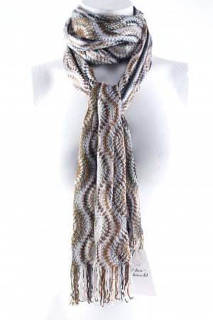 Missoni Casual Cravat mixed pattern street-fashion look