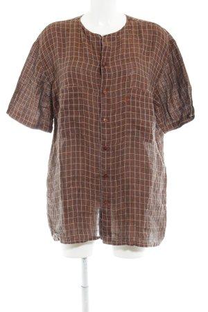 Missoni Chemise à manches courtes motif à carreaux style boyfriend