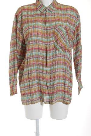 Missoni Langarm-Bluse mehrfarbig 70ies-Stil