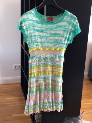 Missoni Mini vestido multicolor Viscosa