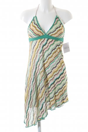 Missoni Neckholderkleid grafisches Muster Beach-Look