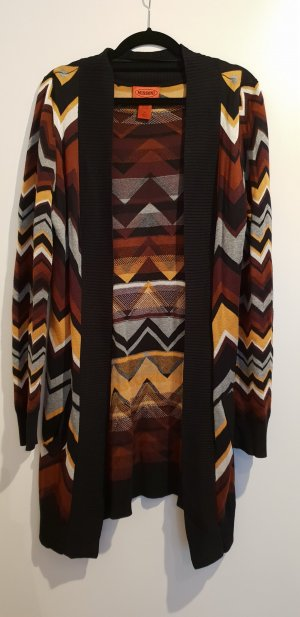 Missoni oversize Cardigan Strickjacke Strickmantel Mantel