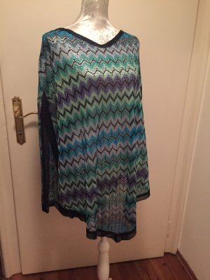 Missoni Poncho   One size