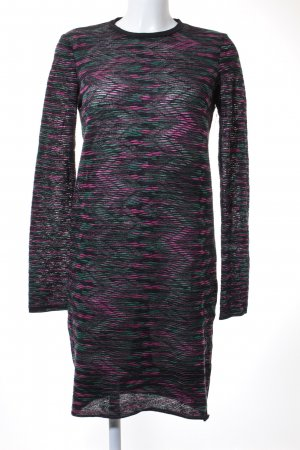 Missoni Pulloverkleid mehrfarbig Casual-Look