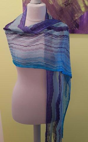 Missoni Schal Farben des Meeres Neu ohne Etikett
