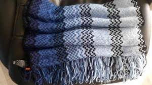 MISSONI SCHAL in Blau -NEU-