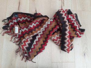 Missoni Sciarpa di lana multicolore
