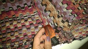 Missoni Schal Original