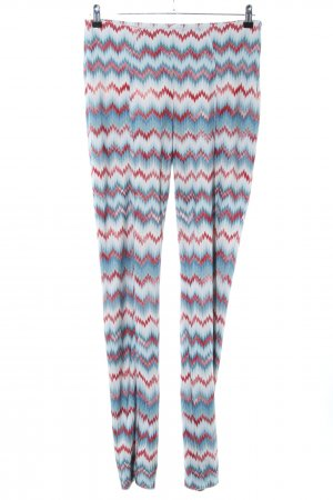 Missoni Schlaghose grafisches Muster Casual-Look