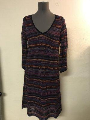 Missoni Shift Etui Kleid gemustert Klassiker 40