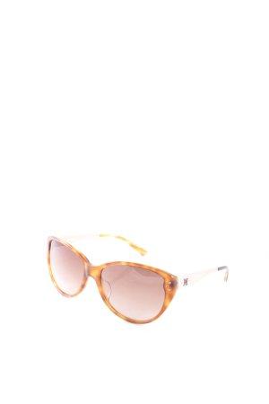 Missoni Sonnenbrille braun klassischer Stil