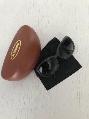 Missoni Sonnenbrille mit verspieltem Logodetail