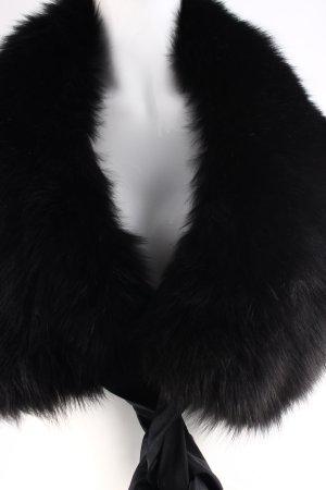 Missoni Stola schwarz extravaganter Stil
